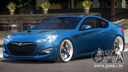 Hyundai Genesis Edit pour GTA 4