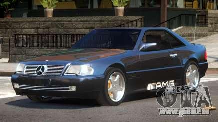 Mercede SL500 V1.0 pour GTA 4