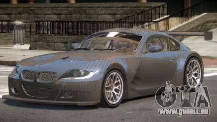 BMW Z4M GT Sport PJ2 für GTA 4
