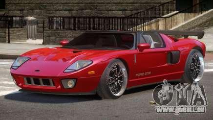 Ford GTX V1.0 für GTA 4