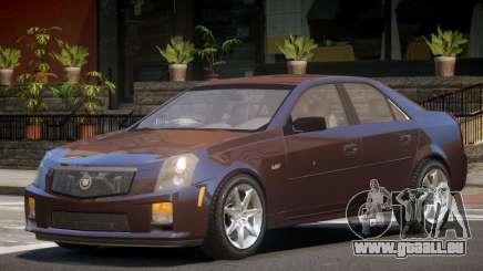 Cadillac CTS-V 1.6 pour GTA 4