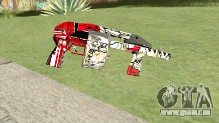 Striker (Graffiti) pour GTA San Andreas