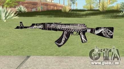 AKM Tyranno V2 für GTA San Andreas