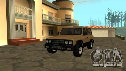 ARO 244 Ultimate edition pour GTA San Andreas