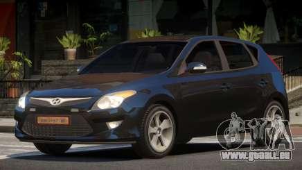Hyundai i30 Police V1.0 pour GTA 4