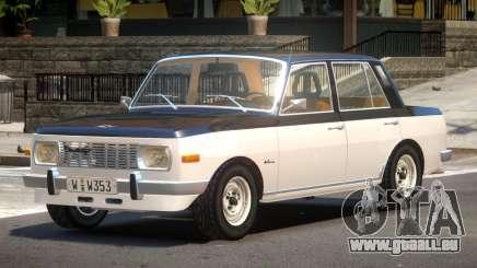 Wartburg 353 V1.0 für GTA 4