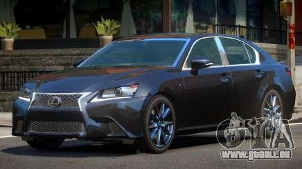 Lexus GS350 V1.0 pour GTA 4