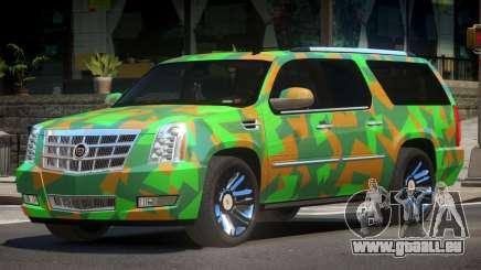 Cadillac Escalade Platinum PJ4 pour GTA 4