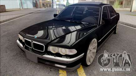 BMW 7-er E38 on Style 95 für GTA San Andreas