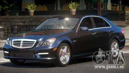 Mercedes Benz E63 Edit pour GTA 4