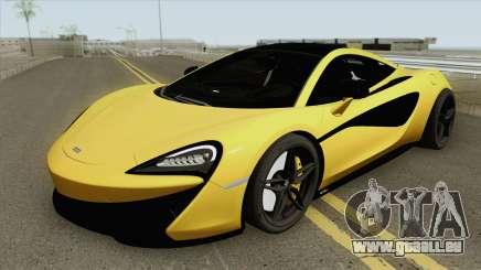 McLaren 570S (RHA) für GTA San Andreas