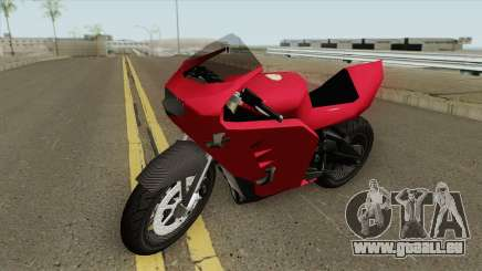 NRG-500 (Ducati Style) pour GTA San Andreas