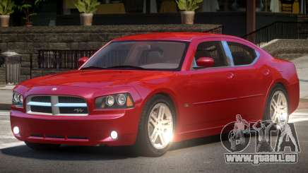 Dodge Charger V1.2 pour GTA 4