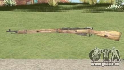 Mosin-Nagant M1891 (Fog Of War) pour GTA San Andreas