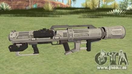 Missile Launcher (Terminator: Resistance) für GTA San Andreas