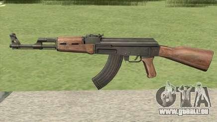 AK-47 (COD 4: MW Edition) für GTA San Andreas