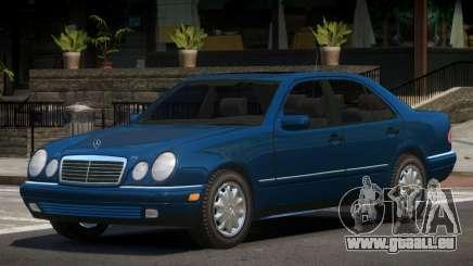 Mercedes Benz W210 pour GTA 4