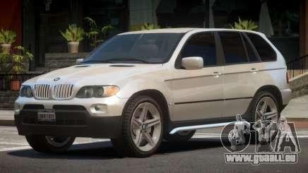 BMW X5 CV für GTA 4