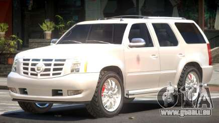 Cadillac Escalade Edit für GTA 4
