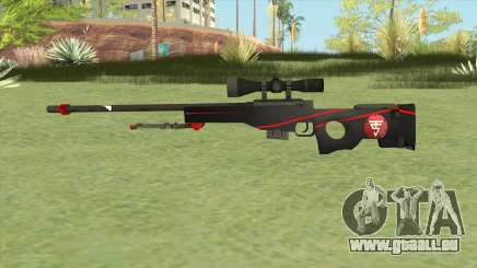 L96A1 (Red Line) pour GTA San Andreas