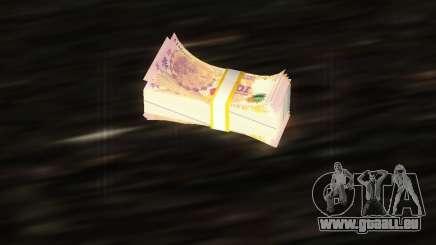 100 Pesos Argentinos für GTA San Andreas