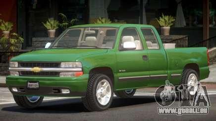 Chevrolet Silverado 1500 ST für GTA 4