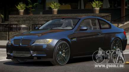 BMW M3 GT S-Tuning pour GTA 4