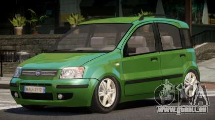 Fiat Panda V1.0 für GTA 4