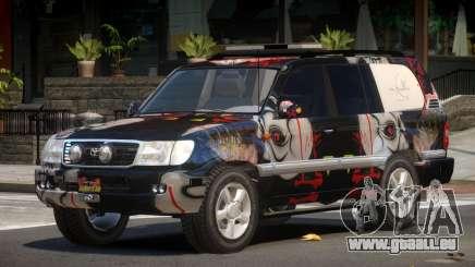 Toyota Land Cruiser Rally Cross PJ3 pour GTA 4