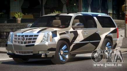 Cadillac Escalade Platinum PJ6 pour GTA 4