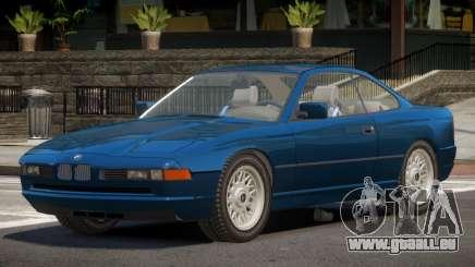 1992 BMW 850i E31 für GTA 4