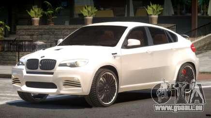 BMW X6 V2.1 für GTA 4