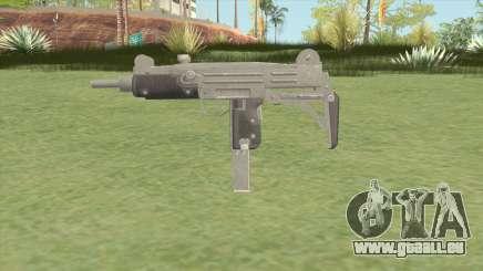 UZI (Terminator: Resistance) für GTA San Andreas