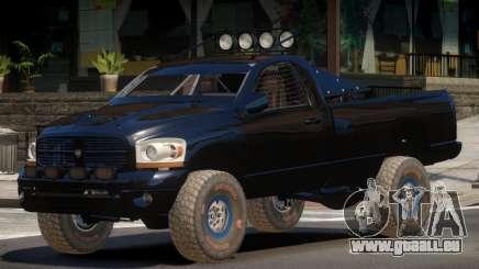 Dodge Power Wagon RS pour GTA 4