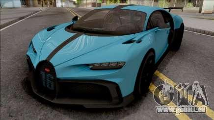 Bugatti Chiron Pur Sport 2020 für GTA San Andreas