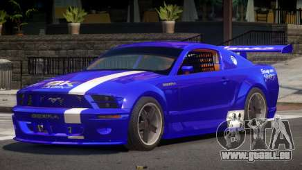 Ford Mustang G-Tuning für GTA 4