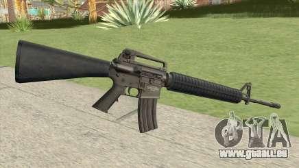 M16A4 (COD 4: MW Edition) pour GTA San Andreas