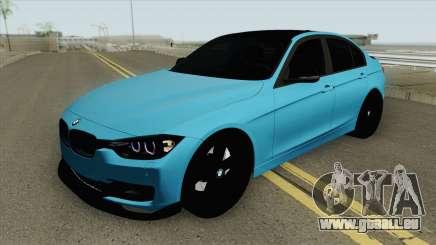 BMW M3 F30 320d für GTA San Andreas