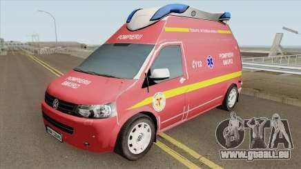 Volkswagen Transporter (SMURD) pour GTA San Andreas