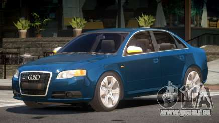 Audi S4 LS pour GTA 4