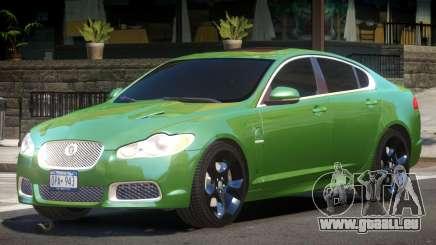 Jaguar XFR Tuned für GTA 4