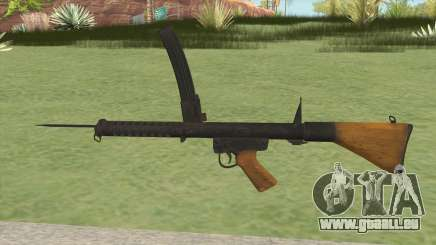 F1 SMG (Rising Storm 2: Vietnam) pour GTA San Andreas