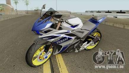 Yamaha R25 für GTA San Andreas