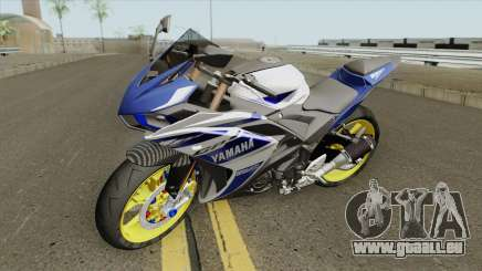 Yamaha R25 pour GTA San Andreas