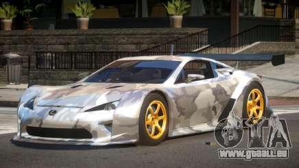 Lexus LFA GT PJ2 pour GTA 4