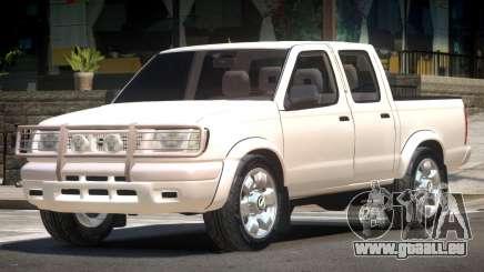 Nissan Navara V1.0 pour GTA 4