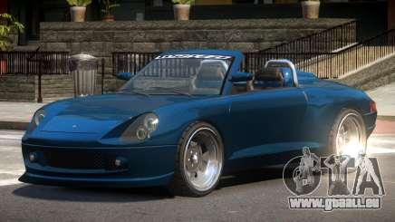 Pfister Comet Spyder für GTA 4