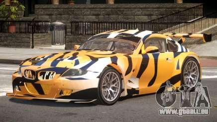BMW Z4M GT Sport PJ5 für GTA 4