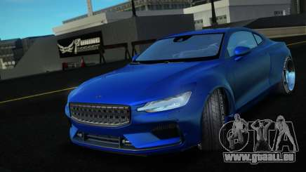 Volvo Polestar One Full Tunable by zveR pour GTA San Andreas