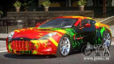 Aston Martin One 77 PJ2 pour GTA 4